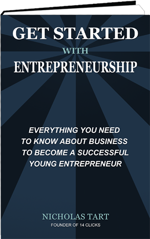 Get Started with Entrepreneurship Nicholas Tart 14 Clicks