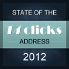 State of 14 Clicks Address 2012